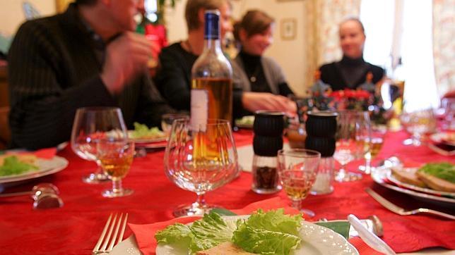 Reuniones familiares Navidad