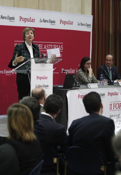 II Foro Pyme Asturias del Banco Popular y La Nueva España
